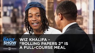 "Download Wiz Khalifa - ""Rolling Papers 2"" Is a Full-Course Meal 