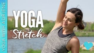 Download Yoga Stretch - Yoga With Adriene Video