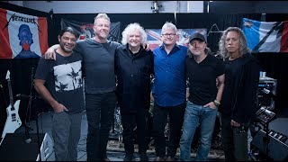 Download It's Electric: Lars x Metallica Revisit Master of Puppets Video