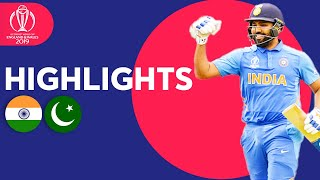 Download Rohit Sharma Hits 140! | India v Pakistan - Match Highlights | ICC Cricket World Cup 2019 Video