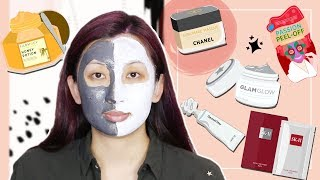 Download High End VS Low End Face Masks: Which Ones Are Worth It?! Video