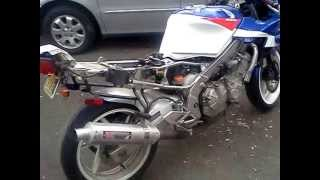 Download CBR 600 f2 running trouble Video