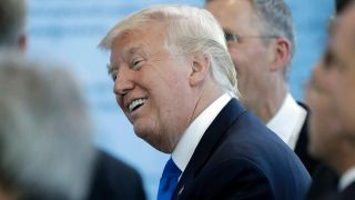 Download Will Trump return from Europe a changed president? Video