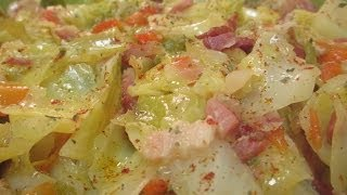 Download Fried Cabbage | I Heart Recipes Video