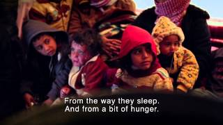 Download Syrian refugee children speak out Video