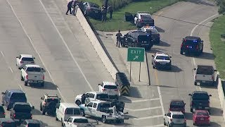 Download Woman in Chevy Impala vs Police: High Speed Chase Ends in Crash Video