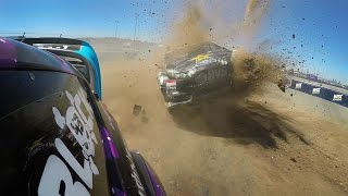 Download GoPro: Red Bull Global RallyCross 2015 Highlights Video