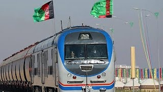 Download Afghanistan and Turkmenistan inaugurate apis Lazuli railway Video