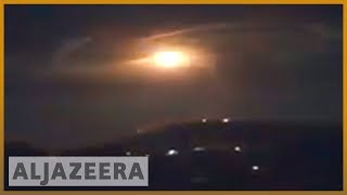 Download 🇮🇱🇸🇾Israeli army says it hit Iranian targets in Syria   Al Jazeera English Video