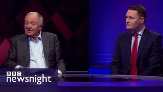 Download Wes Streeting confronts Ken Livingstone - BBC Newsnight Video
