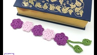 Download How To Crochet the Botanical Bookmark, Episode 300 Video