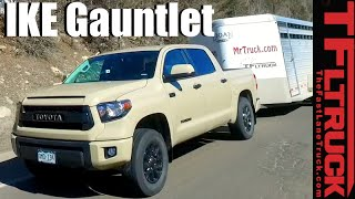 Download 2016 Toyota Tundra TRD Pro Takes on the Extreme Ike Gauntlet Towing Review Video