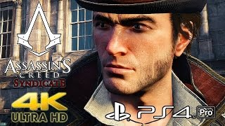 Download Assassin's Creed Syndicate - PS4 Pro 4K Gameplay @ 2160p HD ✔ Video