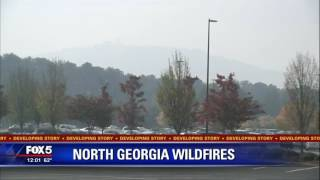 Download At least 20 wildfires in Southeast investigated as arson Video