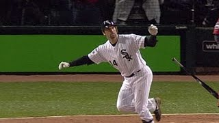 Download 2005 WS Gm2: Paul Konerko belts grand slam Video