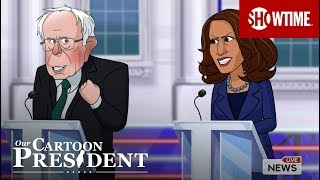 Download 'First 2020 Democratic Presidential Primary Debates' Episode 208 Cold Open | Our Cartoon President Video