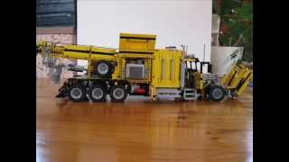 Download Lego Technic Tow Truck Video