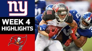 Download Giants vs. Buccaneers | NFL Week 4 Game Highlights Video