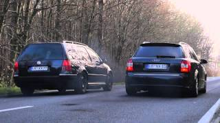 Download 1.9 TDI Launch Control mit Anti Lag Sound by BROO Performance.de Video