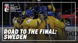 Download Road to the Final: Sweden | #IIHFWorlds 2018 Video