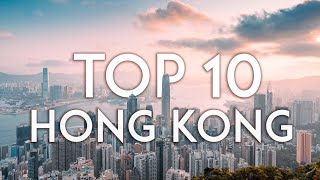 Download TOP 10 Things to do in HONG KONG Video