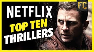 Download Top 10 Thriller Movies on Netflix | Best Movies to Watch on Netflix 2018 | Flick Connection Video