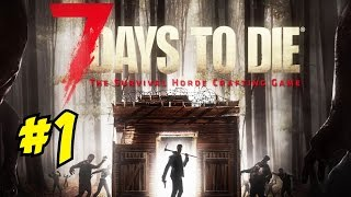 Download ATTACK OF THE NAPALM ZOMBIES! - 7 DAYS TO DIE: THE RETURN (EPISODE 1) Video