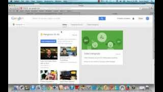 Download How To Setup and Run a Google Hangout 2014 Video