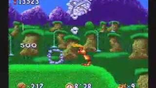 Download Bubsy - SNES Gameplay Video