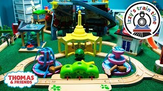 Download Thomas and Friends   Mommy Solo Thomas Track Challenge! Fun Toy Trains for Kids Video