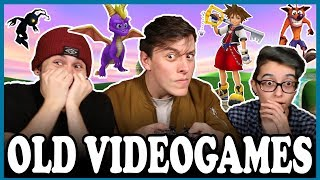 Download Playing OLD VIDEOGAMES! | Thomas Sanders Video