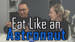 Download Eat Like an Astronaut Video