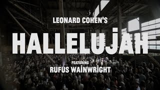 Download Choir! Choir! Choir! Epic! Nights: Rufus Wainwright + 1500 Singers sing HALLELUJAH! Video