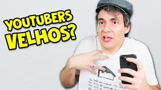 Download COMO SERIAM OS YOUTUBERS VELHOS ? I Falaidearo Video