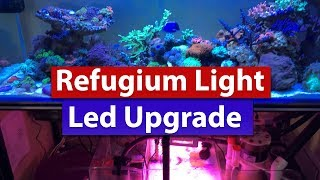 Download Refugium Light LED Upgrade and Mounting to Steel Aquarium Stand Video