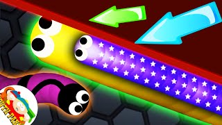 Download Slither.io - BAD ANGRY SNAKE #4// SLITHER.IO GAMEPLAY (Slitherio Funny/Best Moments) Video