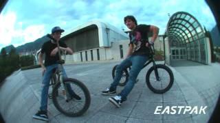 Download BMX STREET 🔥 BRUNO HOFFMANN & STEFAN LANTSCHNER 🔴 Video
