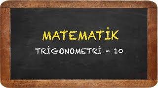 Download TRİGONOMETRİ 10 - YARIM AÇI FORMÜLLERİ Video