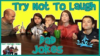Download Try Not To Laugh With Dad Jokes! / That YouTub3 Family Video