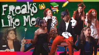 Download Freaks Like Me by Todrick Hall Video