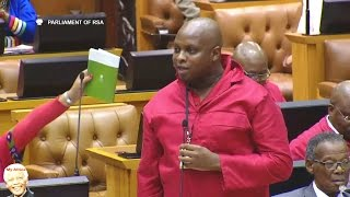 Download ″Julius Malema Is Corrupt″ AND ″Des v Rooyen Is A Boy″ | Allegations In Parliament Video