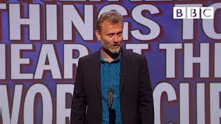 Download Unlikely things to hear at the World Cup | Mock the Week - BBC Video