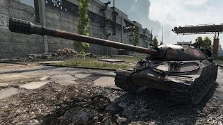 Download World of Tanks IS7 - 9 Kills 9,1K Damage Video