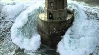 Download Lighthouse of ″La Jument″ - Phare de ″La Jument″ Video