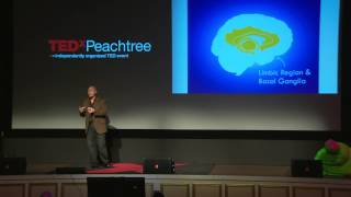 Download Why TED talks don't change your life much: Neale Martin at TEDxPeachtree Video