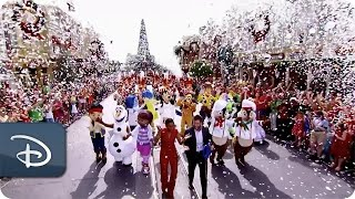 Download 'Disney Parks Unforgettable Christmas Celebration' | Walt Disney World Video
