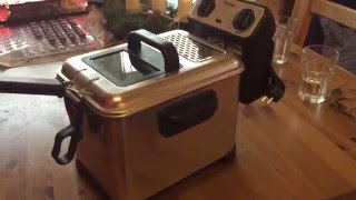Download Ersteindruck: Tefal Fritteuse Filtra Pro Inox & Desig - Unboxing Video