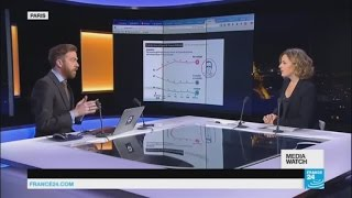 Download Record low for Hollande with 4% approval rating Video
