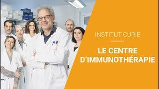 Download Le centre d'immunothérapie des cancers de l'Institut Curie Video
