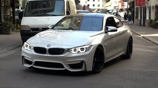 Download BMW M4 - Sound! Video
